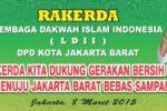 Rakerda LDII Jakarta Barat