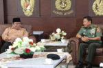 Audiensi DPP LDII dengan Panglima TNI Jend. Moeldoko