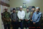 Audiensi dengan Ketua Dewan Masjid Indonesia Malang