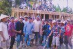 PAC LDII Simpang Tiga Bangun Rumah Singgah