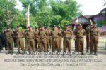 Satgas LDII Sragen Hadiri Penutupan Serbuan Teritorial TNI