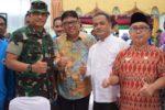 Hadiri Silaturrahim TNI-Pers, Ketua LDII Sulsel Bicarakan Ketahanan Informasi