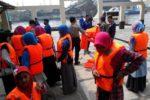 Siswa SABS isi Liburan di Kep. Seribu