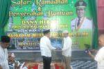 Safari Ramadhan Wakil Gubernur Kaltim Serahkan Dana Hibah untuk Masjid Nurul Khasanah