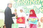 Festival Anak Sholeh DPD LDII Dalam Rangka  Hari Jadi Sragen ke 270