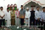 Shalat Tarwih Bersama Gubernur Jateng
