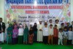 Halaqoh Tahfidzul Qur'an Dalam Rangka Hari Kebangkitan Nasional ke-109 & Memperingati Hari Jadi Kabupaten Sragen ke-271