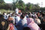 "Shalat Idul Fitri 1438 H PC LDII Kec Kepung Di Lembah Gunung Kelud  ""Apapun Yang Kita Lakukan Harus Selalu Berpijak Nilai-Nilai Luhur Dalam Islam """