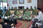 Wakil Gubernur Sumsel Lepas 20 Atlet Silat Persinas ASAD