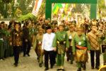 Orang Nomor Satu Indonesia Turut Menghadiri Kejurnas Persinas ASAD