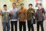 Menpora Imam Nahrawi Terima Pengurus DPW LDII Jakarta