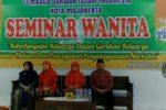 Seminar Wanita Di DPD LDII Kota Mojokerto