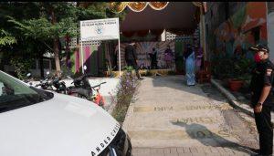 Antisipasi Kerumunan, Sekolah Islam Nufis Wisuda Drive-thru
